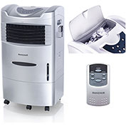 Honeywell Indoor Portable Evaporative Air Cooler CL201AE, 42 Pint