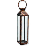 "Cambridge 32"" Classic Outdoor Lantern, Burnished Copper"