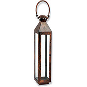 "Cambridge 40"" Classic Outdoor Lantern, Burnished Copper"