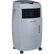 Honeywell Indoor/Outdoor Portable Evaporative Air Cooler CO25AE, 52 Pint