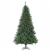 Fraser Hill Farm Artificial Christmas Tree - 6.5 Ft. Canyon Pine