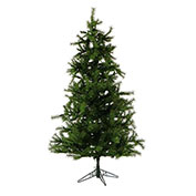 Fraser Hill Farm Artificial Christmas Tree - 7.5 Ft. Noble Fir