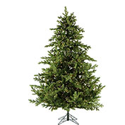 Fraser Hill Farm Artificial Christmas Tree - 10 Ft. Southern Peace Pine - Clear LED Lighting