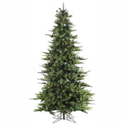 Fraser Hill Farm Artificial Christmas Tree - 6.5 Ft. Southern Peace Pine