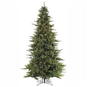 Fraser Hill Farm Artificial Christmas Tree - 6.5 Ft. Southern Peace Pine - Smart String Lighting