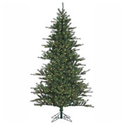 Fraser Hill Farm Artificial Christmas Tree - 6.5 Ft. Southern Peace Pine - Clear LED Lighting