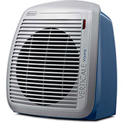 DeLonghi HVY1030BL 1500-Watt Fan Heater - Blue with Gray Face Plate
