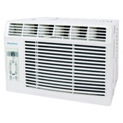 Keystone Window Air Conditioner KSTAW05B, Follow Me LCD Remote, 5000 BTU