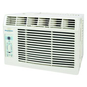 Keystone Window Air Conditioner KSTAW06B, Follow Me LCD Remote, 6000 BTU