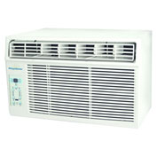 Keystone Window Air Conditioner KSTAW10B, Follow Me LCD Remote, 10000 BTU
