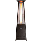Lava Heat Italia Lava Lite LP Patio Heater LITE-HB-LP - 38-56K BTU Bronze