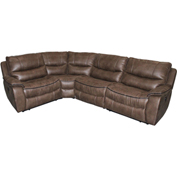 Hanover Sedona 4-Piece Sectional Sofa