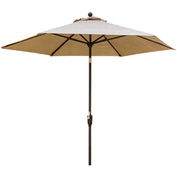 Hanover Traditions 9 Ft. Tilting Umbrella