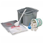 Allegro 4001 Respirator Cleaning Kit, with Dry Soap