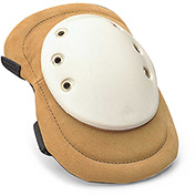 Allegro 6991-01Q Welding Knee Pad, Leather With Cap