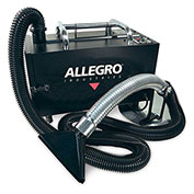 Allegro 9450-HE Portable Fume Extractor w/ HEPA Filter and Pleated Pre-Filter