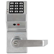 Trilogy DL3000WP/26D Weatherproof Access Control Lock W/Audit Trail 300 User Codes