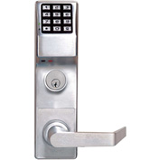 Trilogy DL3500DBR/26D Access Control Mortise Lock, Deadbolt Function W/Audit Trail 300 User Codes, R