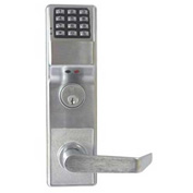 Trilogy ETPDLS1G/26DV99 Access Control Digital/Proximity Exit Device Trim, 2000 Combination, Von Dup