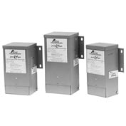 Acme T179101SL Low Volt Lighting Transformer 100 VA-Cable Entry Left Cold-Rolled Steel Enclosure