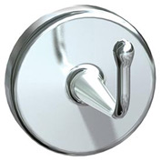 Heavy Duty Robe Hook with Concealed Mounting