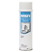 Misty® Glass & Mirror Cleaner W/ Ammonia, 19 Oz. Aerosol 12/Case - AEPA12120CT
