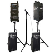 Premium Digital Audio Travel Partner Package W/ Handheld Mic