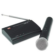 VHF Wireless Handheld Mic Kit - 1 Frequency