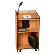 Presidential Plus Sound Podium / Lectern - Medium Oak