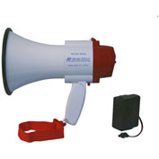 Mini-Meg 10W Megaphone w/ Rechargeable Battery Pack