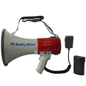 Mity-Meg Plus 25W Megaphone w/ Rechargeable Battery