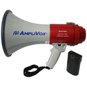 Mity-Meg 25W Megaphone w/ Rechargeable Battery