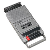 Cassette Recorder Station Listening Center - 4 Headphone Jacks