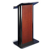 Sippling Seattle Java Contemporary Color Panel Podium / Lectern
