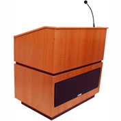 Coventry Sound Podium / Lectern - Cherry