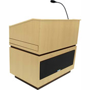 Coventry Sound Podium / Lectern - Maple