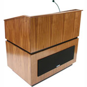 Coventry Sound Podium / Lectern - Walnut
