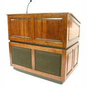 Ambassador Sound Podium / Lectern - Oak