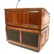 Ambassador Sound Podium / Lectern - Walnut