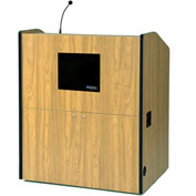 Multimedia Smart Podium - Maple