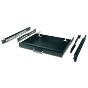 "17"" Keyboard Drawer Black"