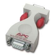 APC ProtectNet Standalone Surge Protector for Serial RS232 Lines