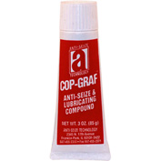 COP-GRAF™ Copper, Graphite Anti-Seize 1800°F, 2oz. Brush Top 48/Case - 11002 - Pkg Qty 48