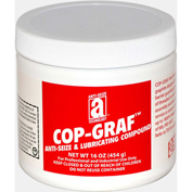 COP-GRAF™ Copper, Graphite Anti-Seize 1800°F, 1Lb. Can 12/Case - 11016 - Pkg Qty 12