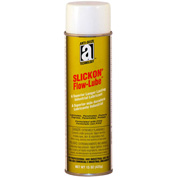 SLICKON® FLOW-LUBE™ w/PTFE Superior Industrial Lubricant, 2.5oz. Aerosol 12/Case - 17068 - Pkg Qty 12