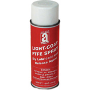 PTFE SPRAY™ Light Coat, 16oz. Aerosol 12/Case - 17075 - Pkg Qty 12