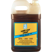 LUBE-CUT™ Heavy Duty Light Cutting Oil, Gallon Bottle 6/Case - 51201 - Pkg Qty 6
