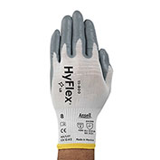 Hyflex Foam Gloves, Ansell 11-800-6, 1-Pair