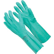 Sol-Vex Unsupported Nitrile Gloves, Ansell 37-155-9, 1-Pair - Pkg Qty 12
