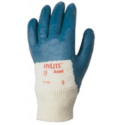 Hylite Palm Coated Gloves, Ansell 47-400-9, 12-Pair